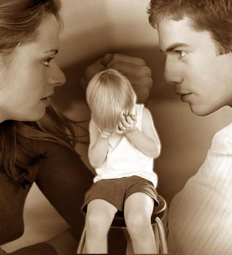 Переживание детьми ситуации развода
