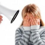 Нужно ли кричать на ребенка?
