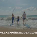 Азбука семейных отношений